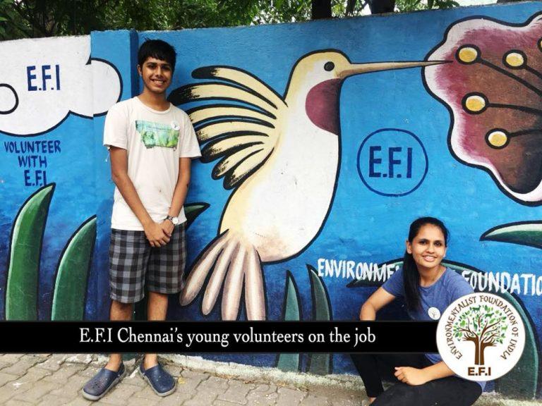 EFI Chennai 1 Posters