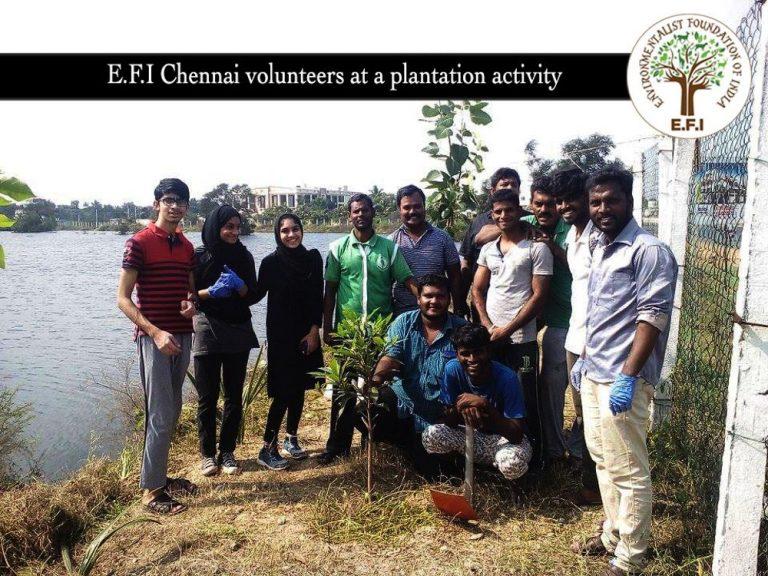 EFI Chennai 5 Posters